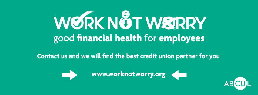 work, worry,credit, credit union, loans, employer, employee, debt, budget