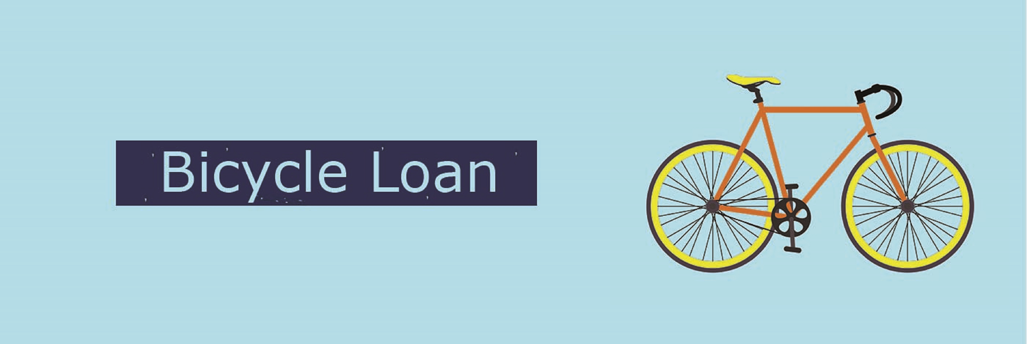 full size Bicycle-loan-banner